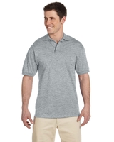 Jerzees 6 oz Cotton Jersey Polo