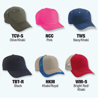 Cobra-6 pcs. 5-Panel VARIETY, Best Sellers Sample Pack
