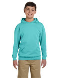 Blank Youth Shirts : Jerzees 8 oz 50/50 Pullover Hood