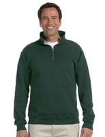 Jerzees 9 oz 50/50 Quarter-Zip Pullover with Cadet Collar