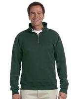 Jerzees 9 oz 50/50 Quarter-Zip Pullover with Cadet Collar