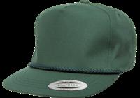 Yupoong-Classic Full Poplin Golf Cap