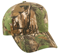Outdoor Six Panel Camo