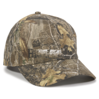 Outdoor-Classic Twill Camo w/ Hook Loop Tape Closure