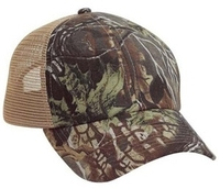 Cobra-6-Panel Brushed Superflauge Game Camo