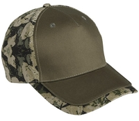 Budget Caps | Cobra-5 Panel Camo Edge
