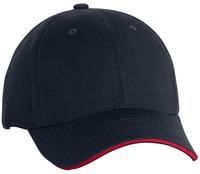Image Sportsman-Poly Cotton Sandwich Cap