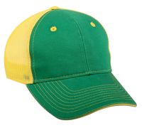 Outdoor-6 Panel Washed Mesh Back