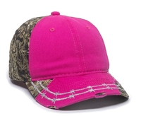 Image Outdoor Camo Barb Wire Design