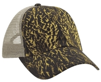 Cobra-6 Panel Duck Camo Soft Mesh Back