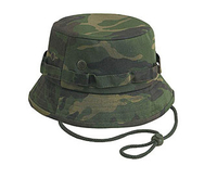 Otto-Camouflage Cotton Twill Bucket Hats