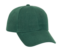 Image Otto-Blank Caps   Alternative Wool Blend Low Profile Pro Style