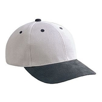 Image Budget Caps   Otto-Brushed Bull Denim Low Profile Pro Style