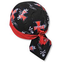 Image Otto-Cotton Poplin Biker Style Head Wraps