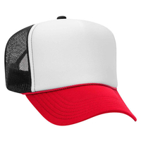 Image Budget Caps | Otto-Foam Front High Crown Mesh Back