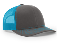 Richardson Trucker Twill Mesh Snapback