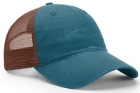 Richarson Garment Washed Trucker Mesh