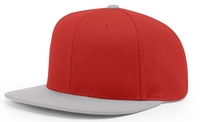 Richardson Flat Bill Snap Back