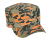 Otto-Camouflage Superior Garment Washed Cotton Twill Military Style