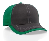 Richardson 6-Panel Charcoal Color Block