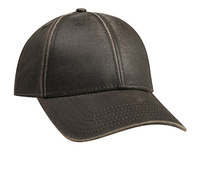 Image Otto-Garment Washed Coated Cotton Canvas Low Pro Dads Cap