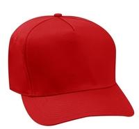 Budget Caps | Mega Pro Style Twill Cap