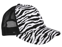 Mega Fashion Seamless Trucker Cap