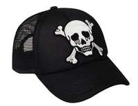 Mega Low Profile Fashion Trucker Cap