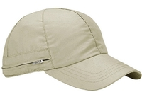 Image Mega-Juniper Microfiber Cap with Packable Flap
