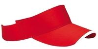 Image Budget Caps | Mega-Pro Style Deluxe Brushed Cotton Twill Visor