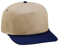 Budget Caps | Mega-Twill Golf Cap