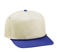 Image Budget Caps   Mega-Twill Golf Cap