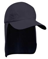 Image Mega-Juniper Microfiber Cap w/ Mesh Flap