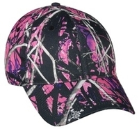 Outdoor-Ladies 6-Panel Camo