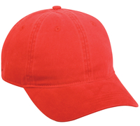 Outdoor Cap-Ladies Low Profile Buttery Twill  Relaxed Fit