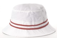 Richardson 3 Striped Bucket Hat