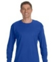 Hanes 6.1 oz. Tagless® ComfortSoft® Long-Sleeve T-Shirt