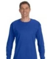 Hanes 6.1 oz. Tagless® ComfortSoft® Long-Sleeve T-Shirt