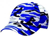Image Sportsman-Budget Caps 6 Panel Valuecap Camo Bio Washed Twill,