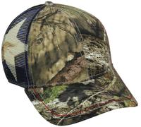 Image Outdoor Mossy Oak Flag Cap