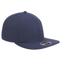 OTTO COOL COMFORT POLYESTER SQUARE FLAT VISOR