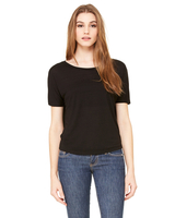 Bella + Canvas Ladies' Flowy Open Back T-Shirt