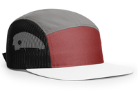 Richardson 5 Panel Trucker Strapback