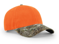 Richardson Blaze Crown W/ Camo Visor