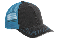 Cobra Herringbone Cotton Twill Mesh Back Cap