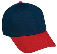 Image Outdoor 6 Panel Premium Jersey Mesh Cap