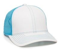 Image Outdoor Platinum Series Cotton Twill Mesh Snapback Cap