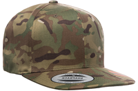Yupoong Multicam Camo Classic Snapback