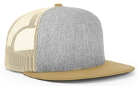 Richardson Wool Trucker Mesh Snap Back