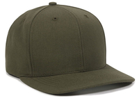 Outdoor Cotton Twill High Crown Hat